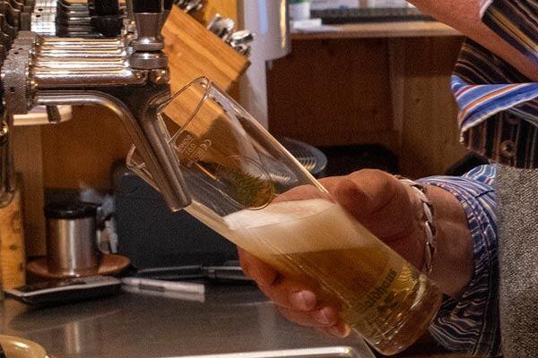 Biergarten - Zur großen Tanne